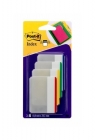 Zakładki indeksujące POST-IT do archiwizacji 4 kolory
