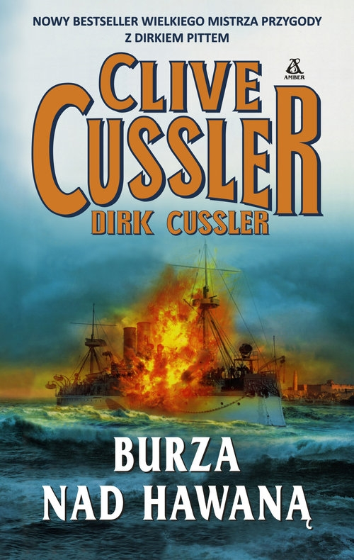 Burza nad Hawaną Cussler Clive, Cussler Dirk