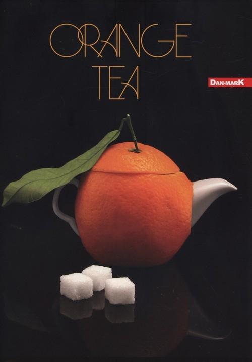 Zeszyt A4 w kratkę 96 kartek Orange Tea 5 sztuk