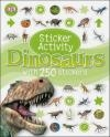 Sticker Activity Dinosaurs DK