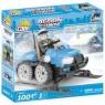 Cobi: Action Town. Policyjny skuter śnieżny - 1544