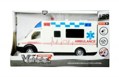 Auto służby ratunkowe