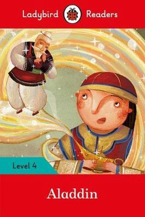 Aladdin Ladybird Readers Level 4