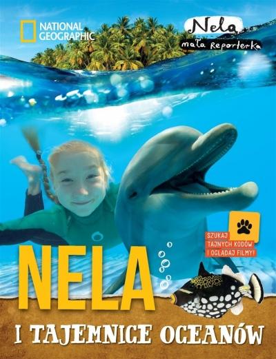Nela i tajemnice oceanów Nela Reporterka