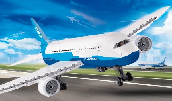 Cobi: Boeing 787 Dreamliner (26600)