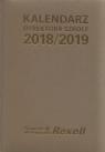 Kalendarz Dyrektora Szkoły 2018/2019 REXELL
