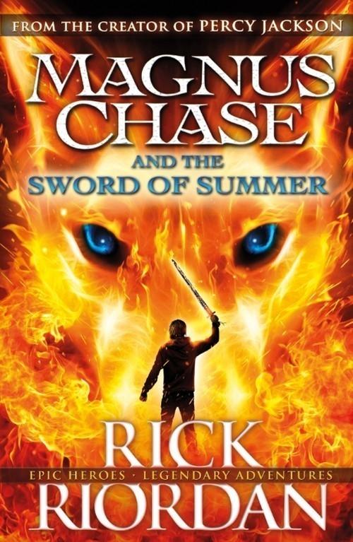 Magnus Chase and the Sword of Summer Riordan Rick