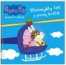 Peppa Pig Książeczki z półeczki 61. Niezwykły lot z panią królik