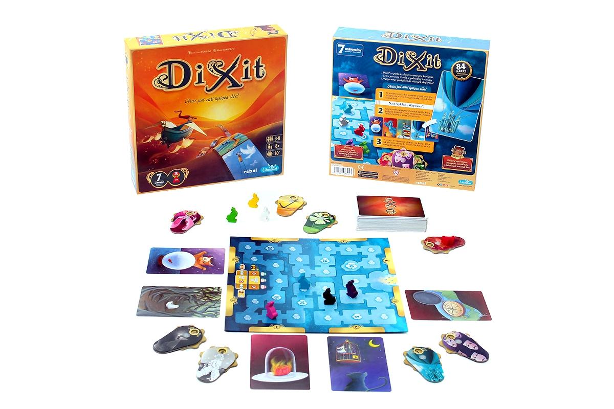 Dixit (LIBDIX01PL)