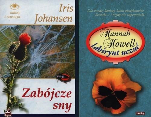 Zabójcze sny / Labirynt uczuć Johansen Iris, Howell Hannah