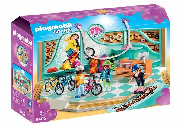 Sklep rowerowy i skateboardowy (9402)