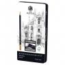 Zestaw ołówków do szkicowania Astra Artea mix 12 sztuk metalowym pudełku