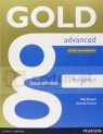 Gold Advanced Coursebook with MyLab Pack Sally Burgess, Amanda Thomas