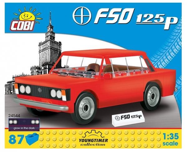 Cobi: Youngtimer Collection. FSO 125p (24544)