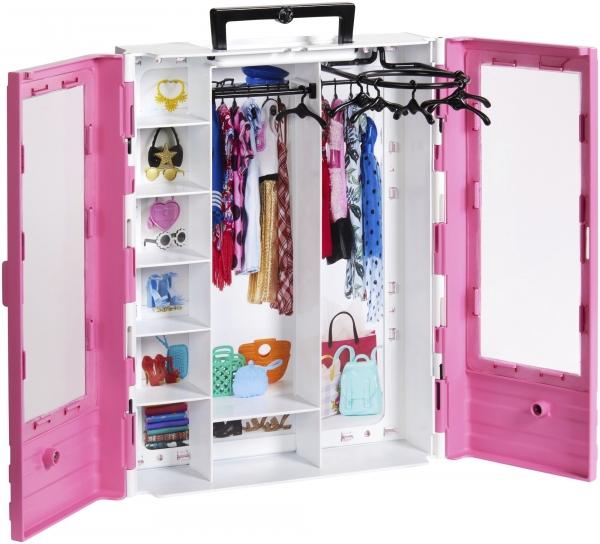 Barbie: Szafa na ubranka (GBK11)