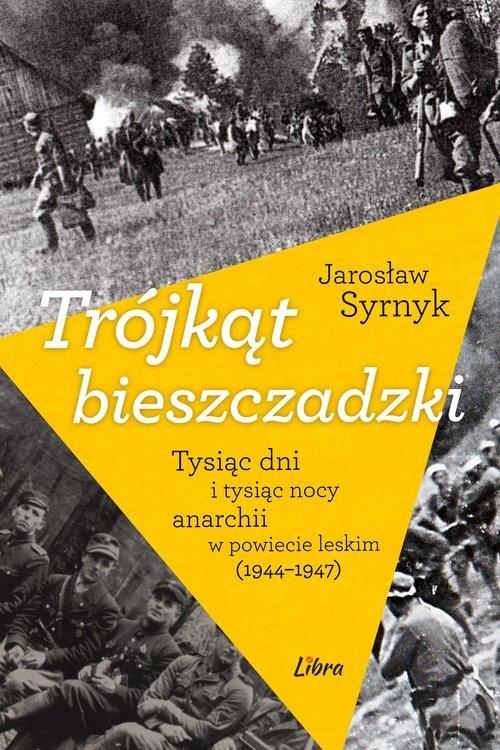 Trójkąt bieszczadzki Syrnyk Jarosław