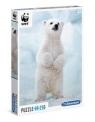 Puzzle WWF Baby Polar Bear 250