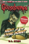 Goosebumps: Night of the Living Dummy Stine R. L.