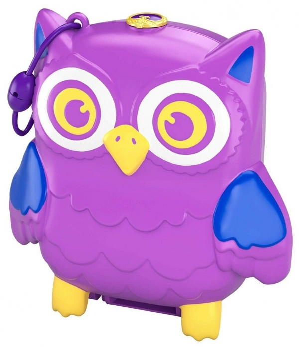 Polly Pocket: Kompaktowy zestaw - Owlnite (GKJ47)