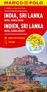 Indie Sri Lanka Nepal Bangladesz 1:2 500 000