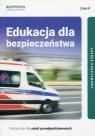 Edukacja dla bezpieczeństwa. Podręcznik do 1 klasy liceum i technikum. Zakres Boniek Barbara, Kruczyński Andrzej