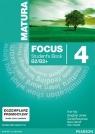 Matura Focus 4 Students Book wieloletni + CD
