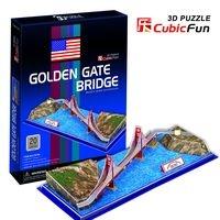 Puzzle 3D Golden Gate Bridge (01044)