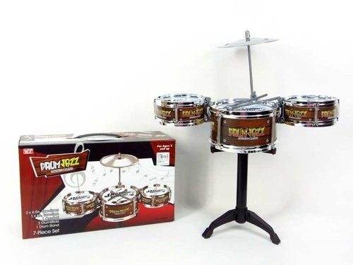 Zestaw perkusyjny 3 bębenki