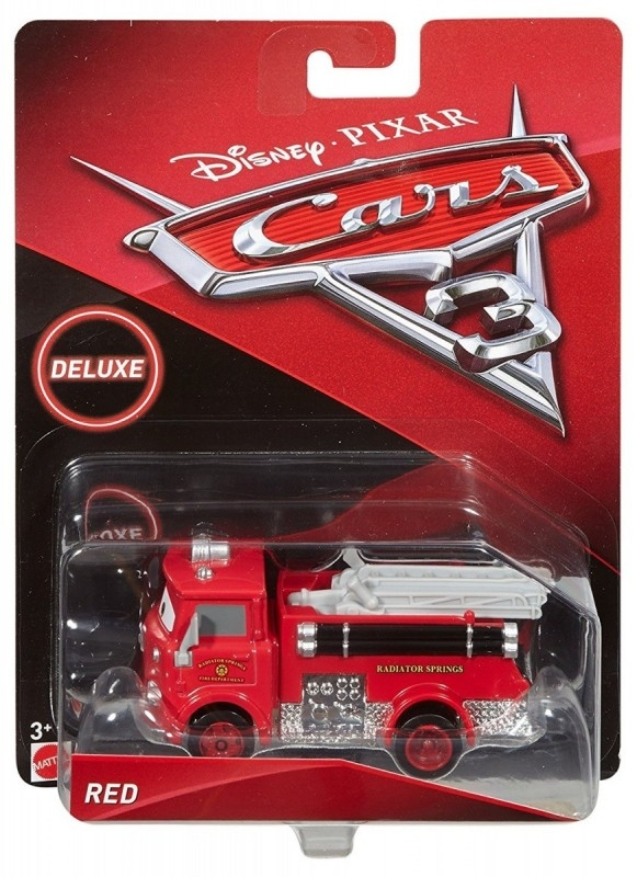 CARS 3 Red Vehicle Delux (DXV90/FJJ00)