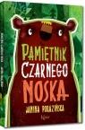 Pamiętnik Czarnego Noska  kolorowe ilustracje, szlachetny papier, duża Janina Porazińska