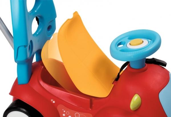 Jeździk Maestro 4w1 czerwony (7600720302)
