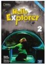 Hello Explorer 2. Zeszyt ćwiczeń do języka angielskiego dla klasy drugiej szkoły podstawowej - Szkoła podstawowa 1-3. Reforma 2017