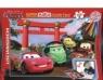 Puzzle dwustronne + mazaki CARS 108 el. (34444)