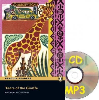 Pen. Tears of the Giraffe Bk/MP3 CD (4) Alexander McCall Smith