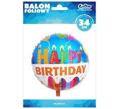 Balon foliowy