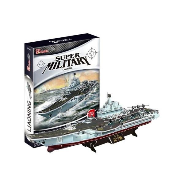 PUZZLE 3D Krążownik Liaoning (P644H)