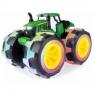 John Deere - Traktor świecące opony (46644)Wiek: 3+