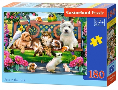 Puzzle 180: Pets in the Park