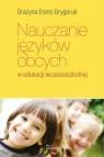 Nauczanie języków obcych w edukacji wczesnoszkolnej