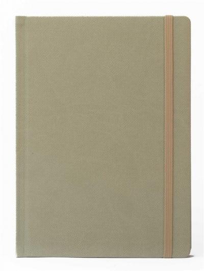 Notatnik A5 Pro M+ kropki pistacjowy