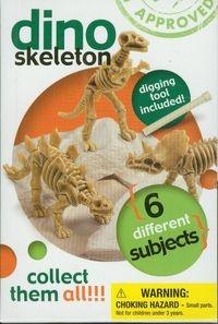 Wykopaliska szkielety dinozaurów - Stegosaurus