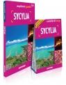 Sycylia explore! guide light przewodnik + mapa Fundowicz-Skrzyńska Agnieszka