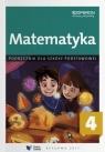 Matematyka 4. Podręcznik Szkoła Podstawowa praca zbiorowa