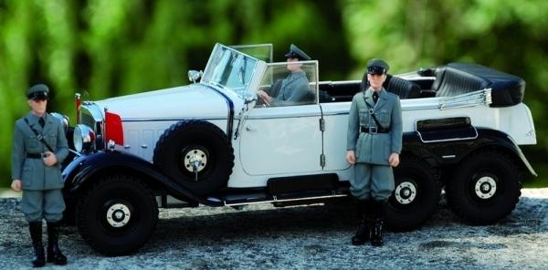 SIGNATURE Mercedes-Benz G4 1938