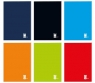 Zeszyt A4/80 kartek UV one color