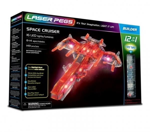 12 in 1 Space Cruiser (12010)