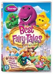 Barney - Best Fairy Tales  DVD