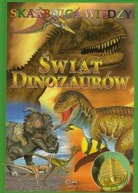 Skarbnica wiedzy Świat dinozaurów