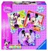Puzzle Myszka Minnie 3 w 1 (RAP072446)
