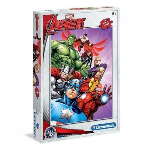 Puzzle Avengers 100 (07244)